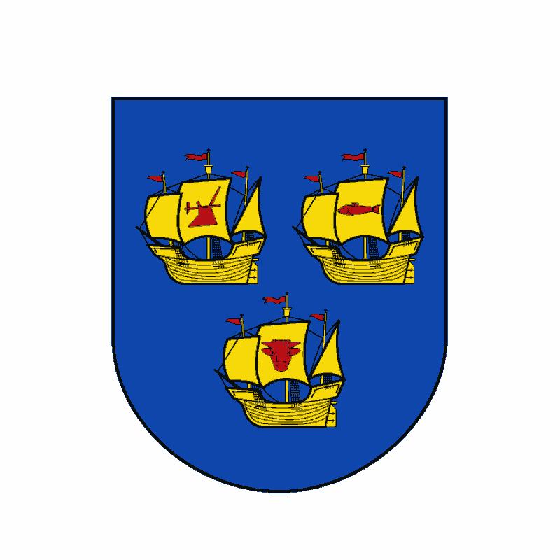 Badge of Kreis Nordfriesland