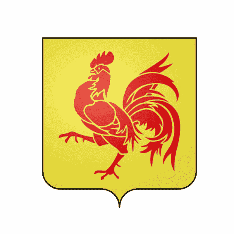 Badge of Wallonia