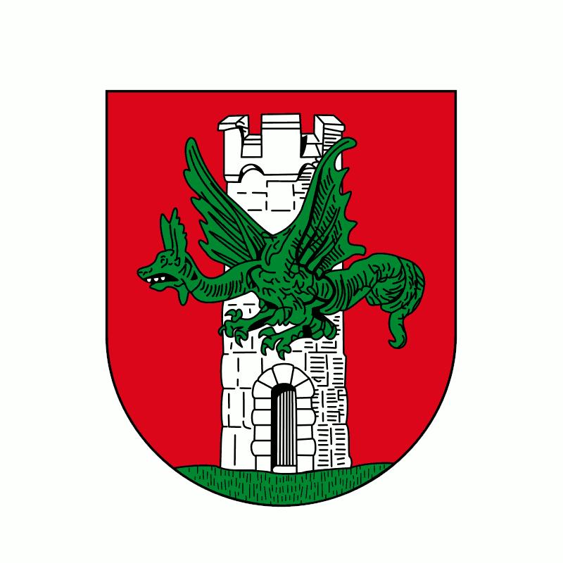 Badge of Klagenfurt am Wörthersee