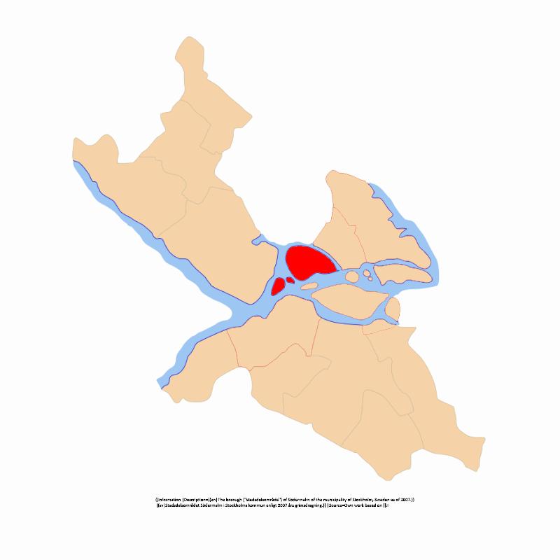 Kungsholmens stadsdelsområde
