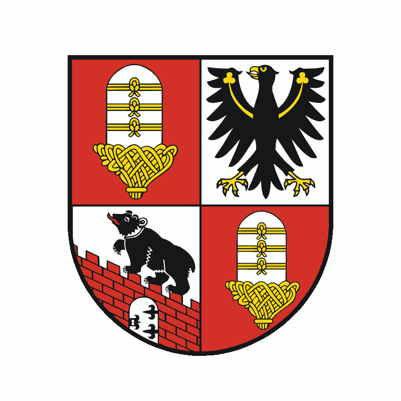 Badge of Salzlandkreis