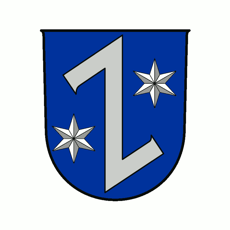 Badge of Rüsselsheim am Main