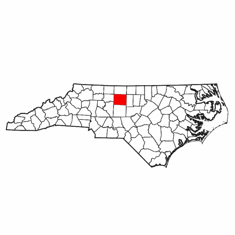 Badge of Guilford County