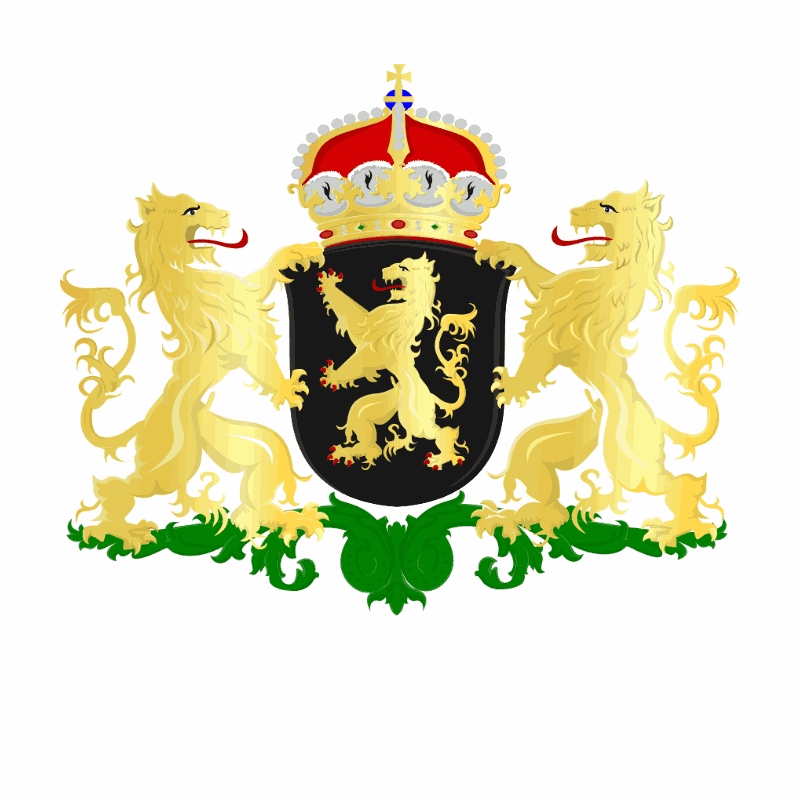 Badge of North Brabant