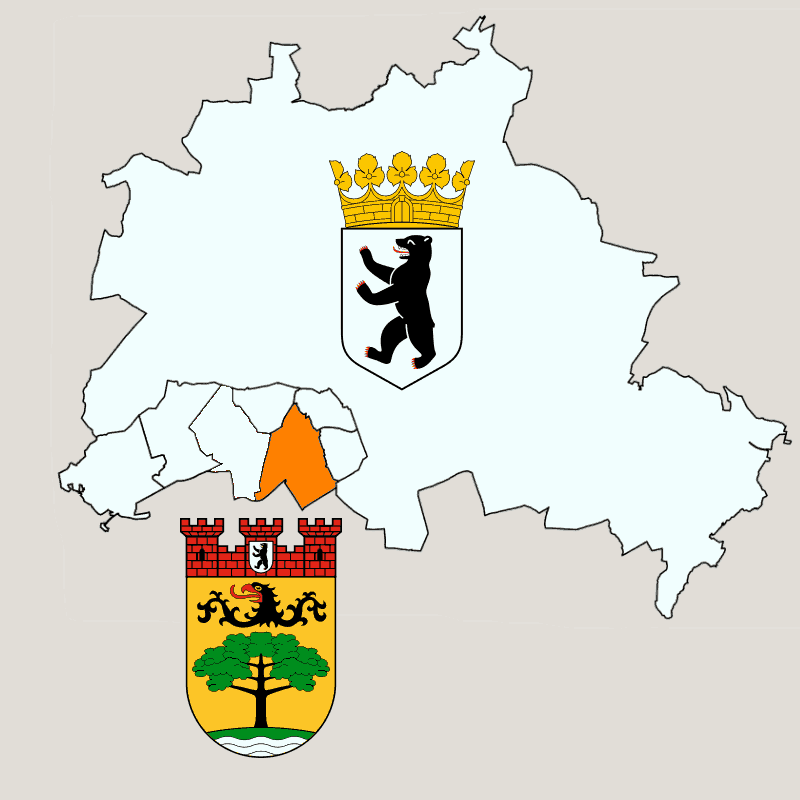 Badge of Lichterfelde