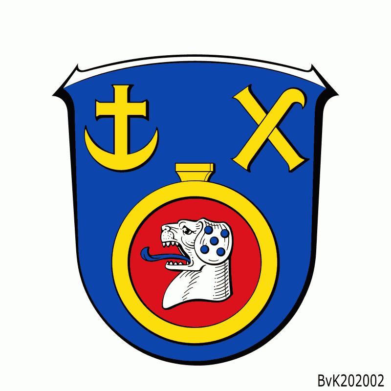 Badge of Weiterstadt