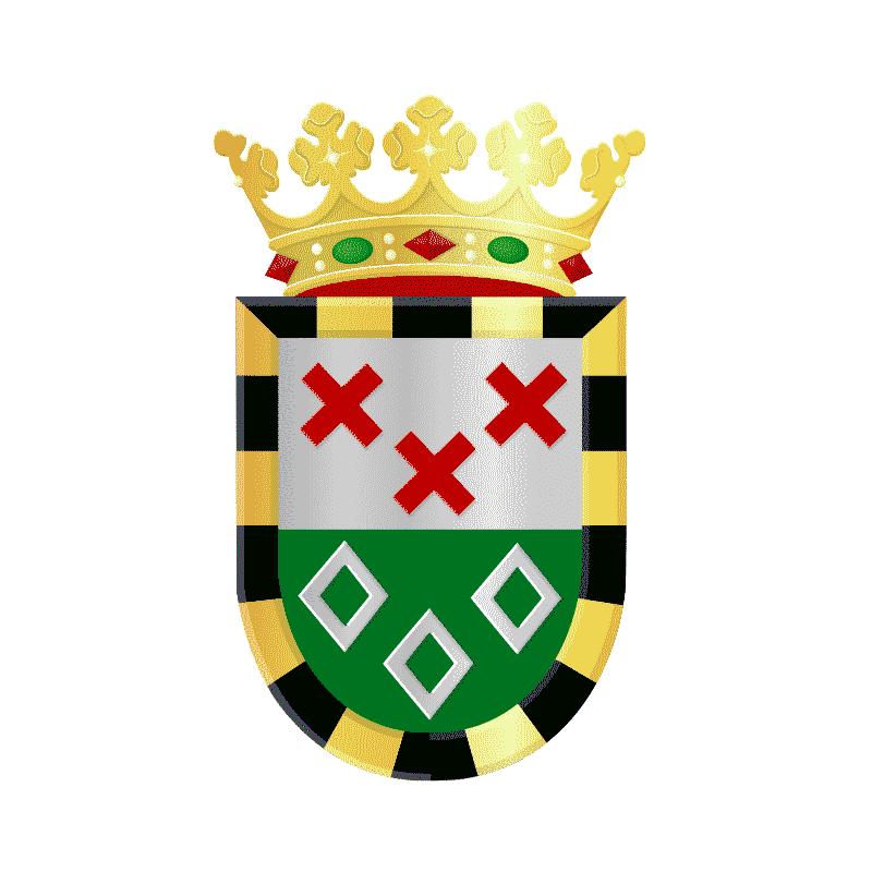 Badge of Moerdijk