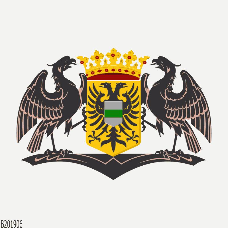Badge of Groningen