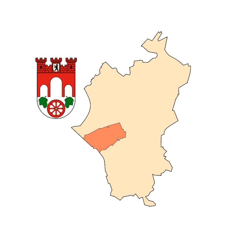 Badge of Niederschönhausen