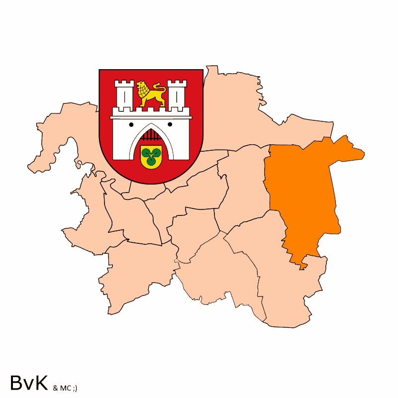 Badge of Misburg-Anderten