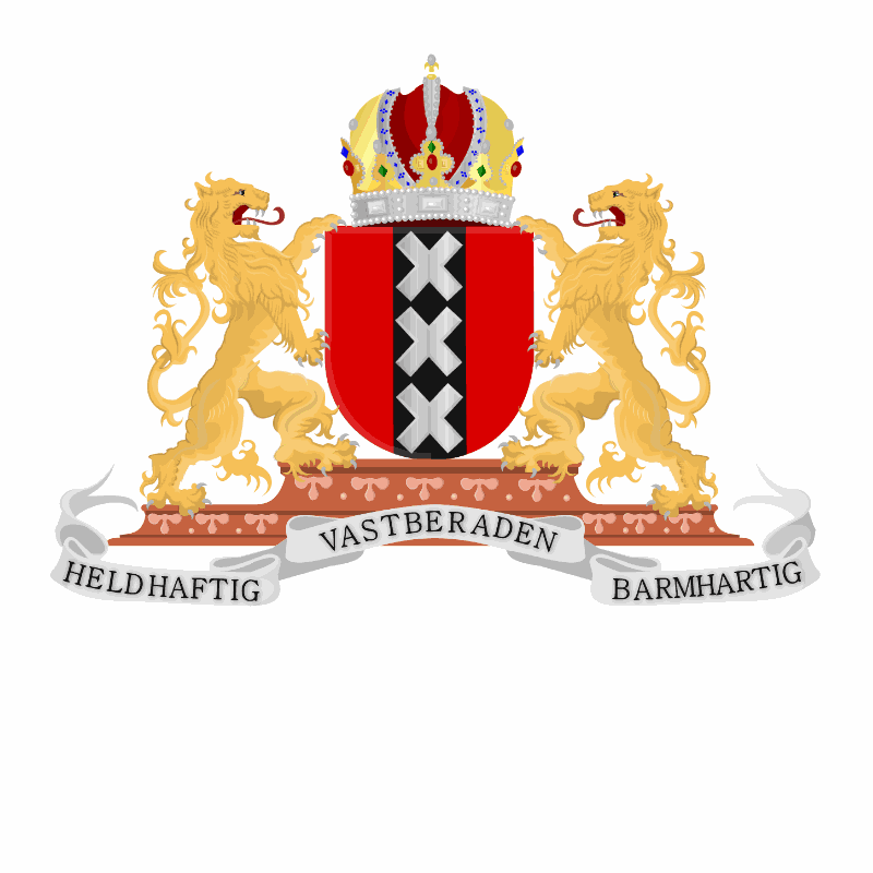 Badge of Amsterdam