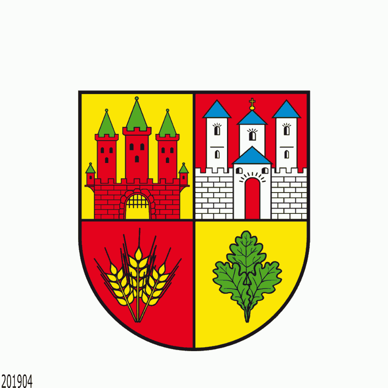 Badge of Möckern