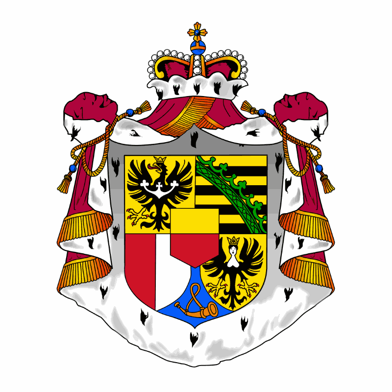 Badge of Liechtenstein