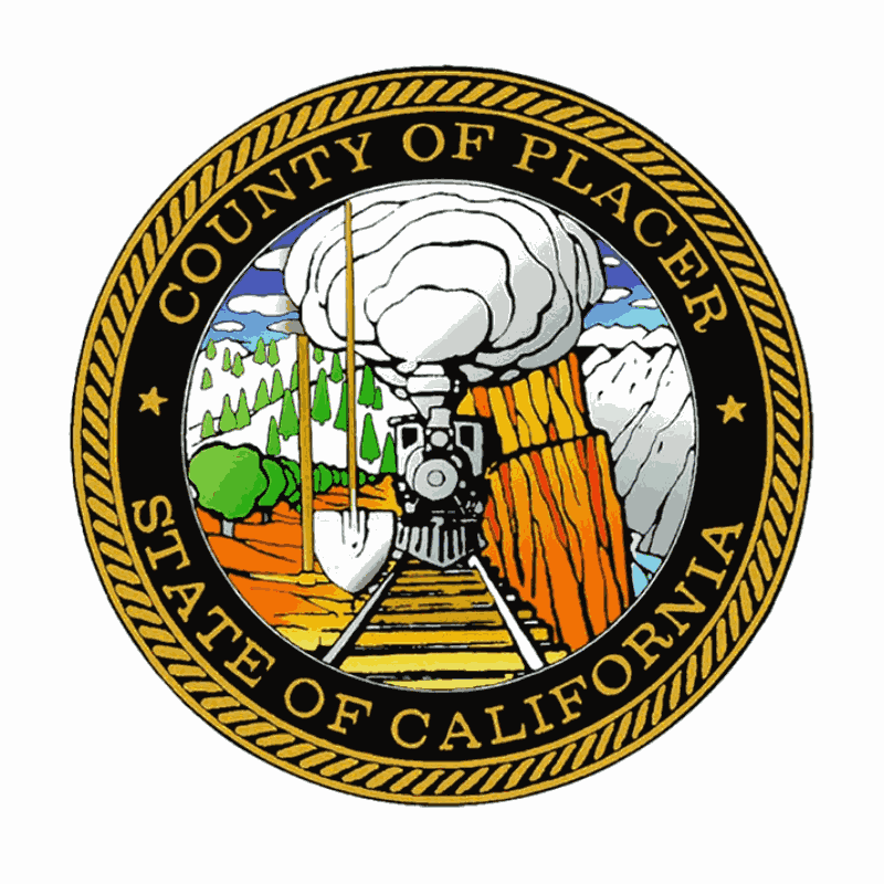 Badge of Placer County