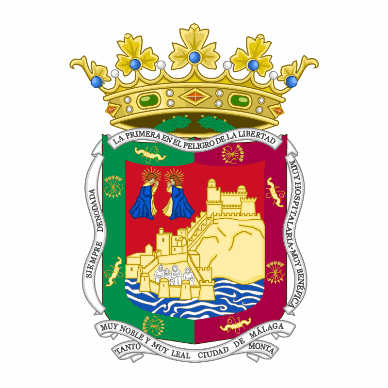Badge of Málaga