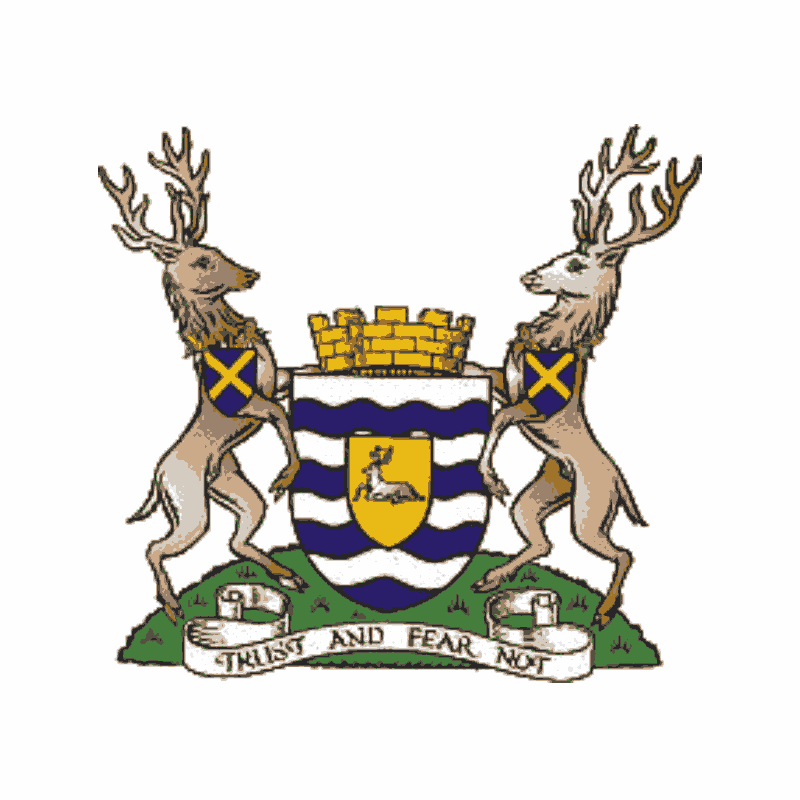 Badge of Hertfordshire