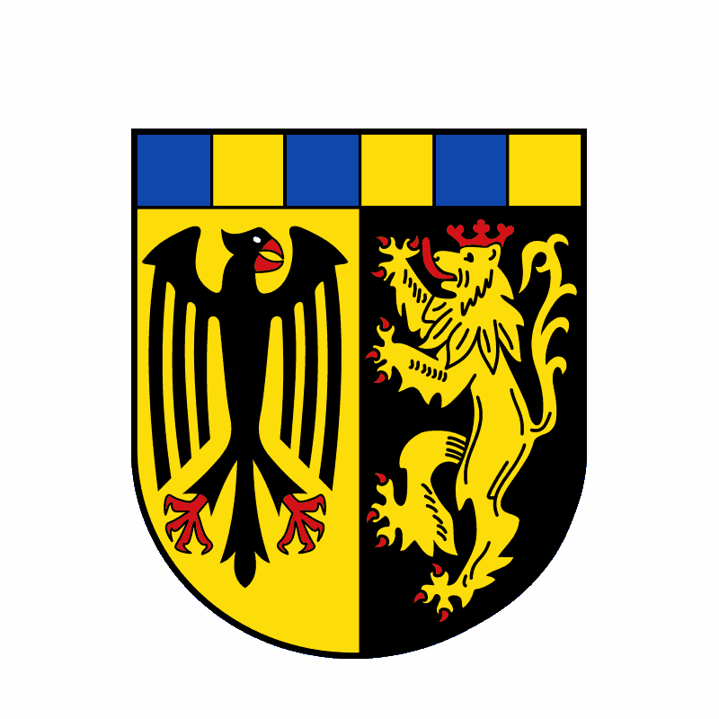 Badge of Rhein-Hunsrück-Kreis