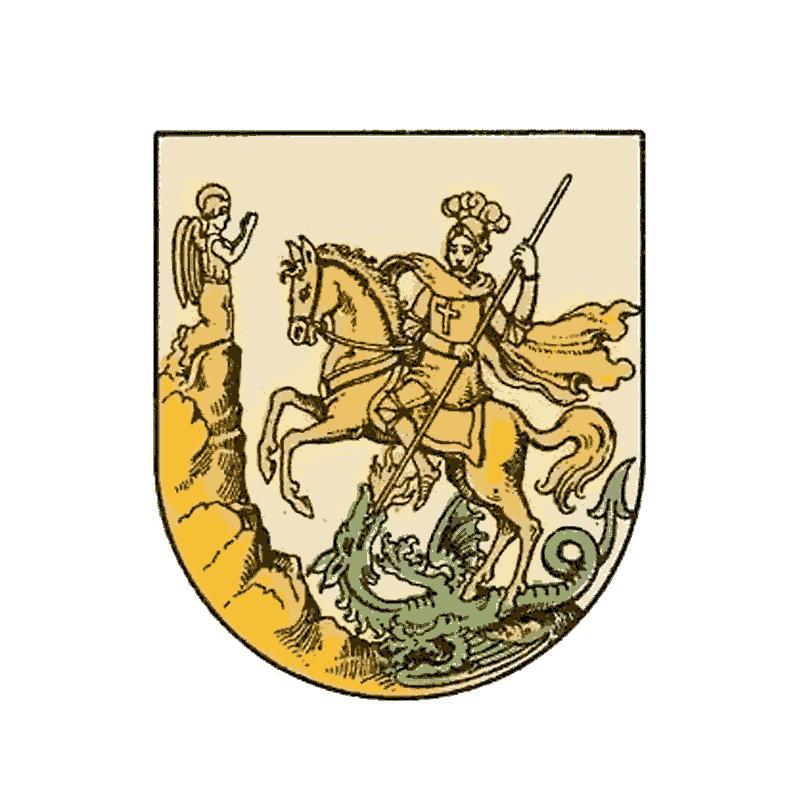 Badge of KG Kagran
