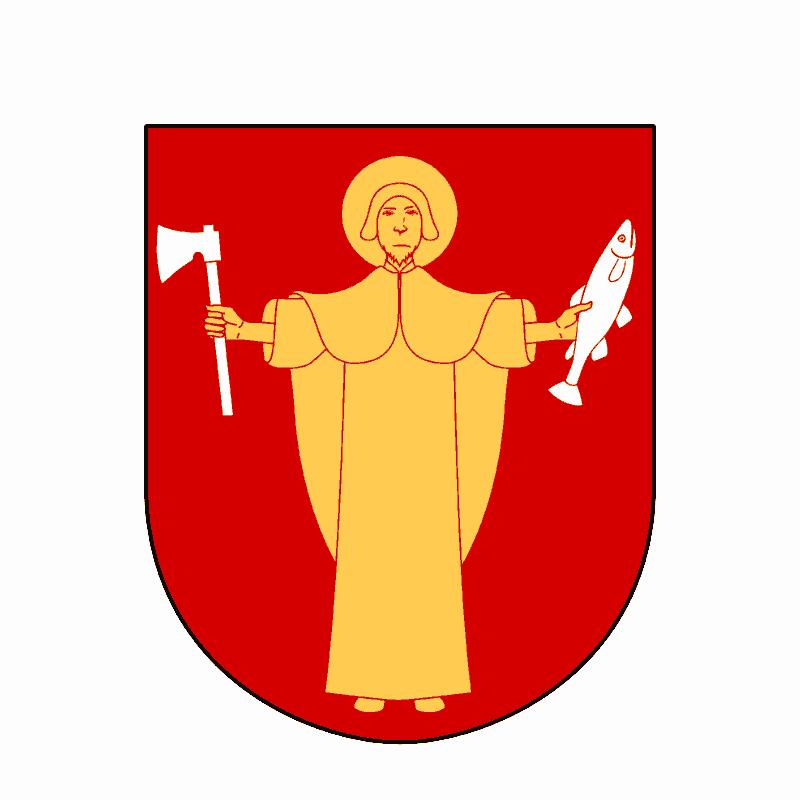 Badge of Botkyrka kommun