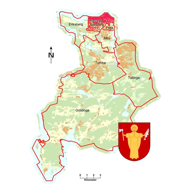 Badge of Hallunda