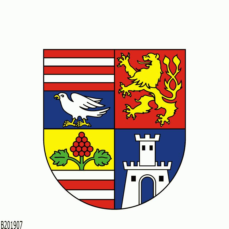 Badge of Region of Košice