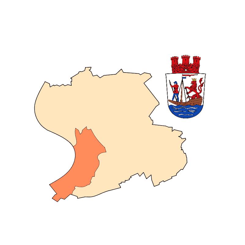 Badge of Mülheim