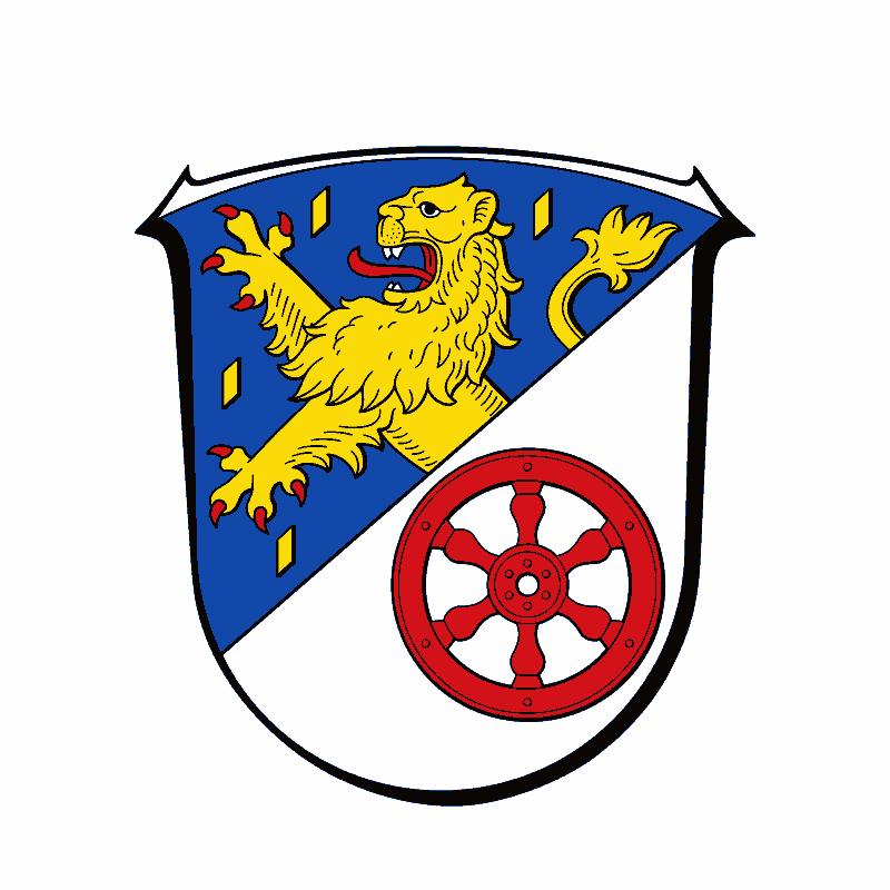 Badge of Rheingau-Taunus-Kreis
