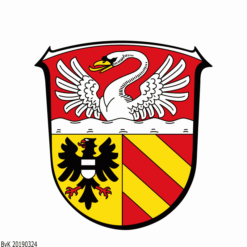 Badge of Main-Kinzig-Kreis