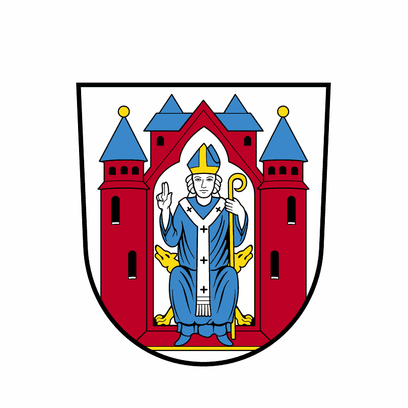 Badge of Aschaffenburg