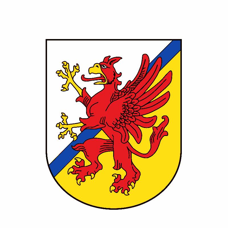 Badge of Landkreis Vorpommern-Greifswald