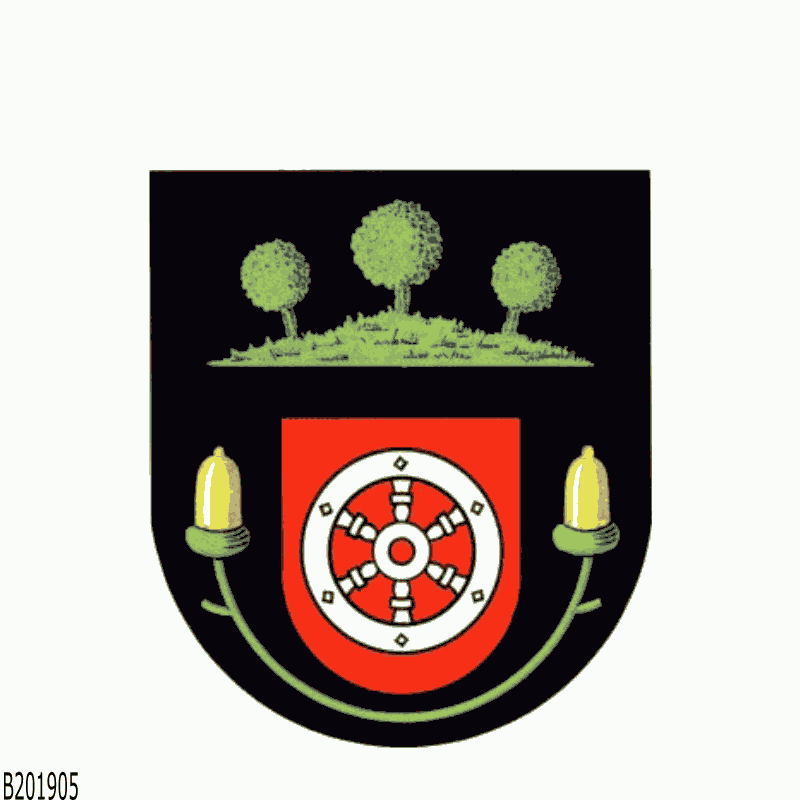 Badge of Waldböckelheim