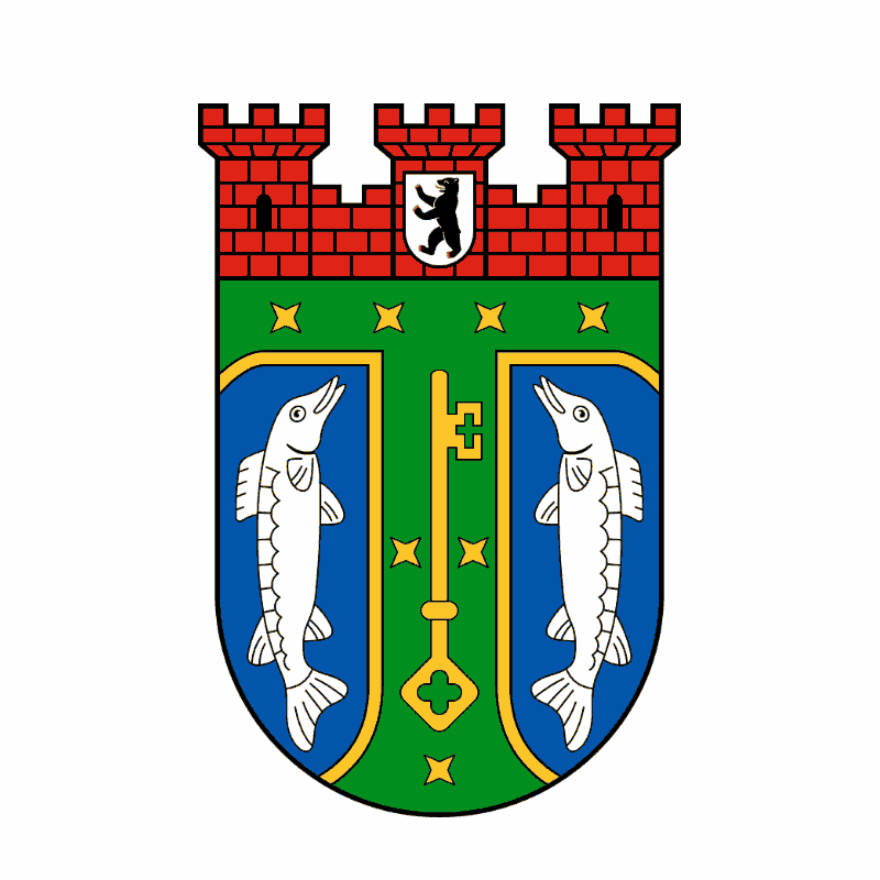 Badge of Treptow-Köpenick