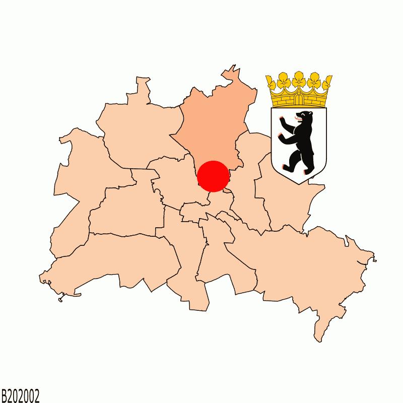 Badge of Prenzlauer Berg