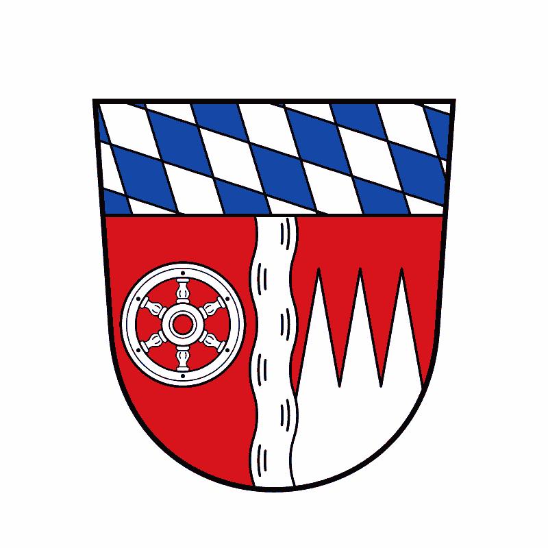 Badge of Landkreis Miltenberg