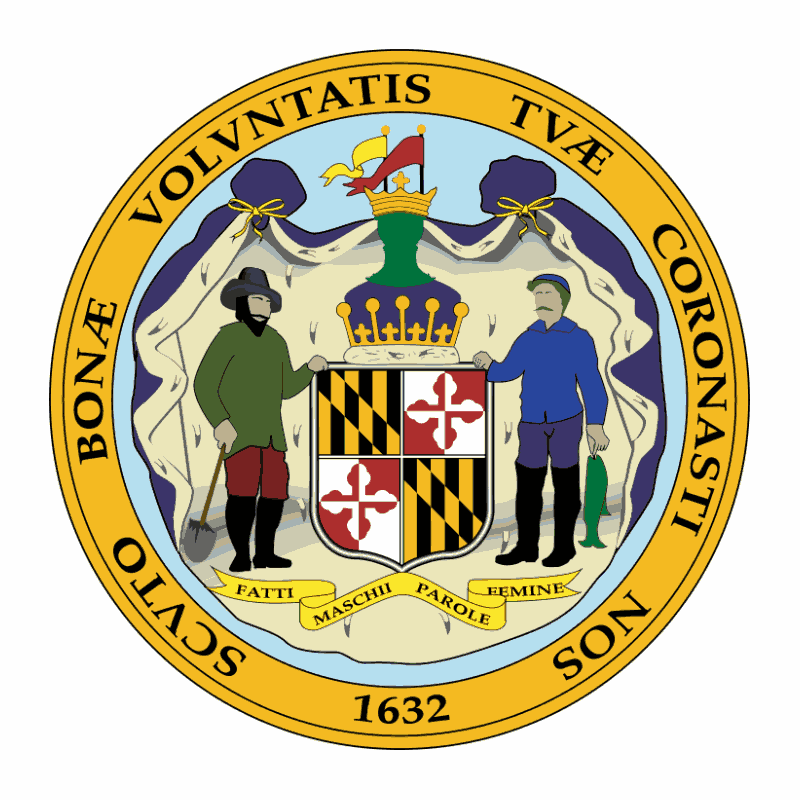 Badge of Maryland