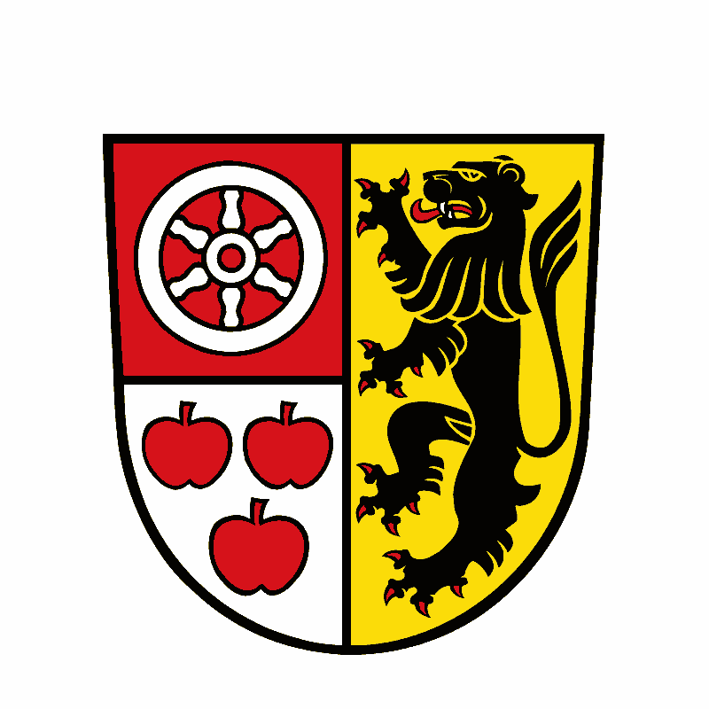 Badge of Landkreis Weimarer Land