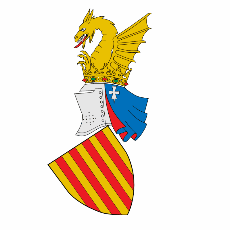 Badge of Valencian Community