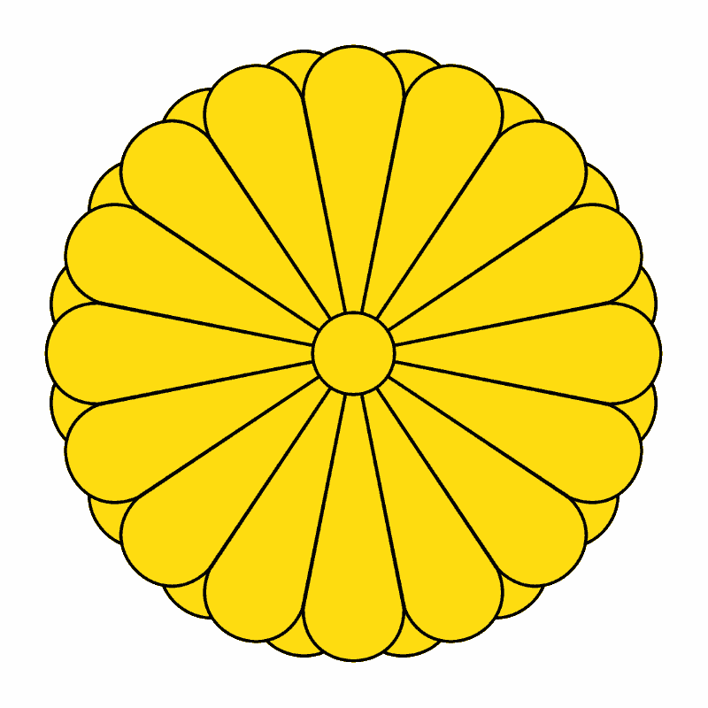 Badge of Japan