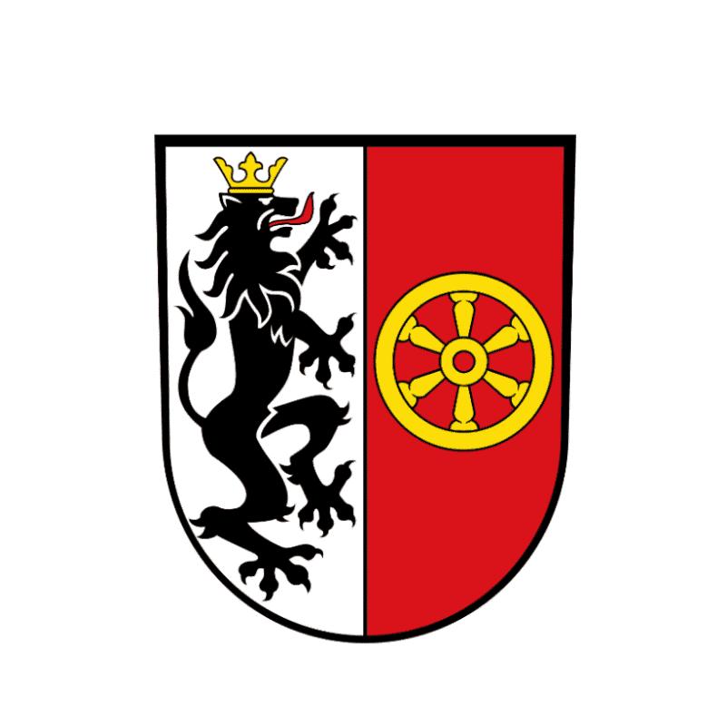 Badge of Rheda-Wiedenbrück