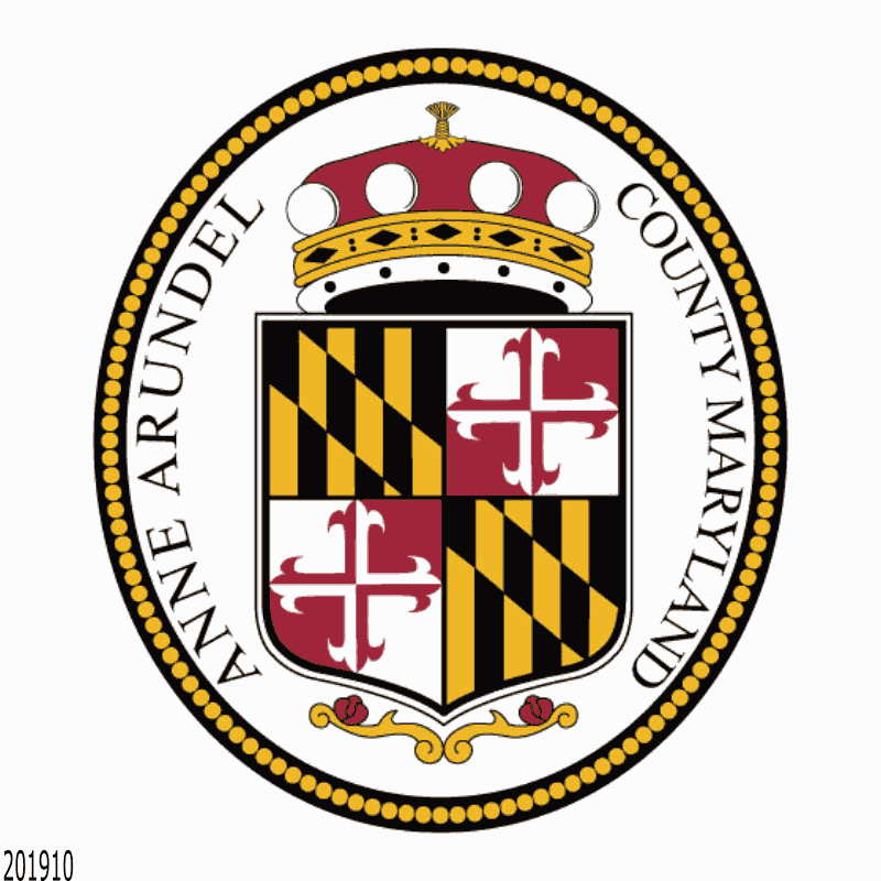 Badge of Anne Arundel County
