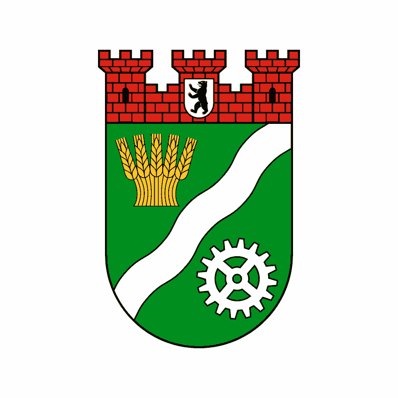 Badge of Marzahn-Hellersdorf
