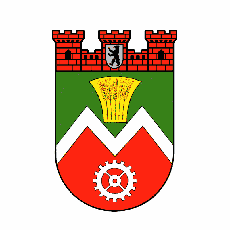 Badge of Marzahn