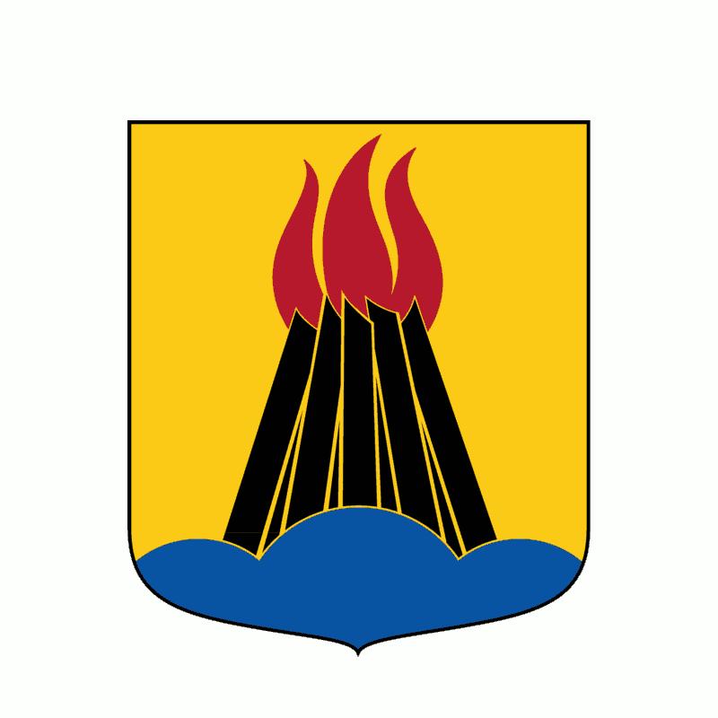 Badge of Huddinge kommun