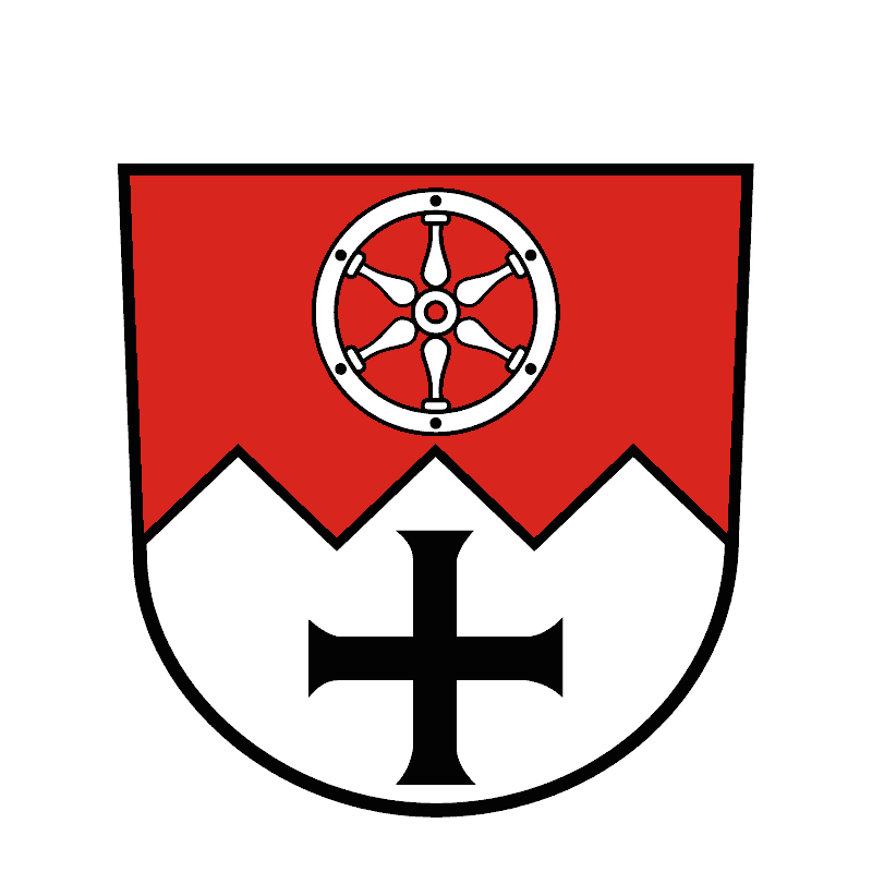 Badge of Main-Tauber-Kreis