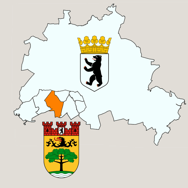 Badge of Zehlendorf
