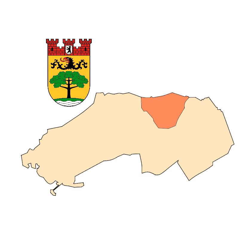 Badge of Dahlem