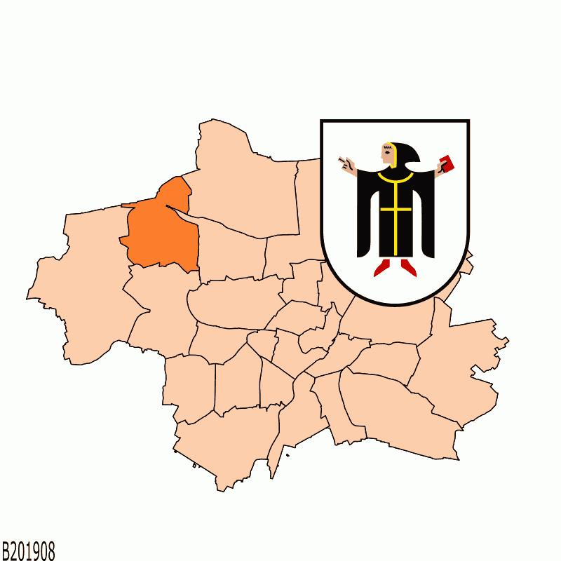 Stadtbezirk 23 Allach-Untermenzing
