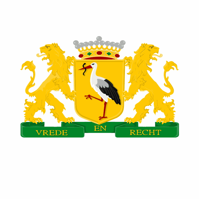 Badge of The Hague
