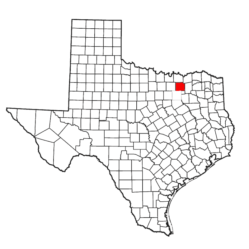 Badge of Collin County