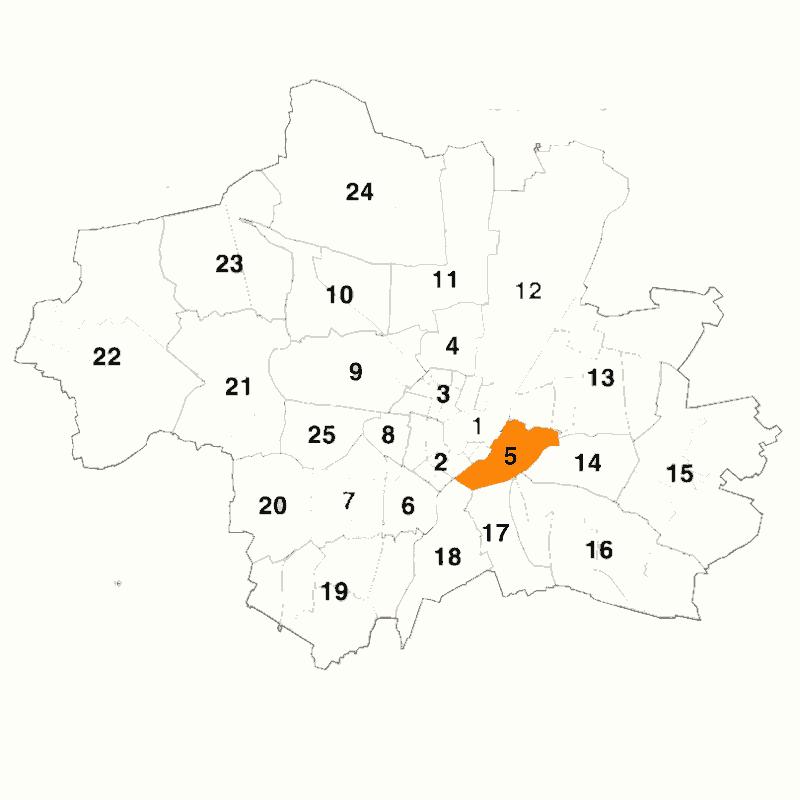 Stadtbezirk 05 Au-Haidhausen